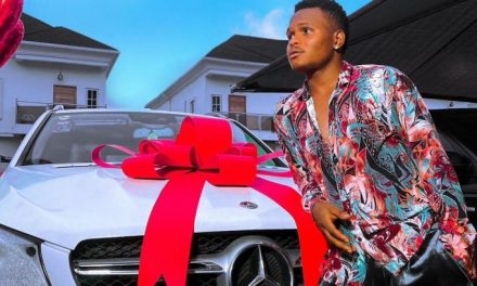 Comedian Oluwadolarz acquires a new Benz