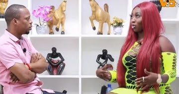 'I sleep with married men to raise money to build a church'  — Lady (video)