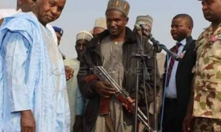 Aminu Masari: 'I have no joy governing Katsina'