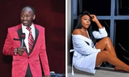 Apostle Suleman involved in yet another sex scandal as Actress confesses having sex with him twice