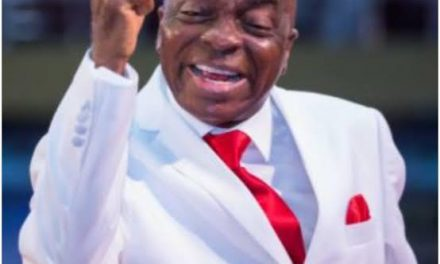 'Earphones designed by the devil to block your way in life' — Bishop Oyedepo