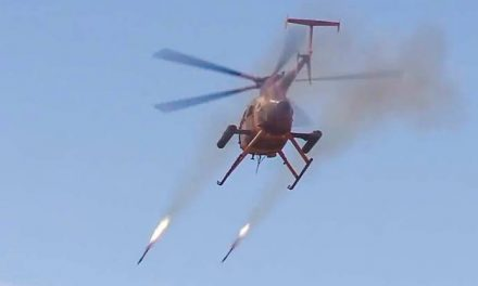 People reported dead as Unidentified Helicopter shoots Passenger Boat in Rivers State