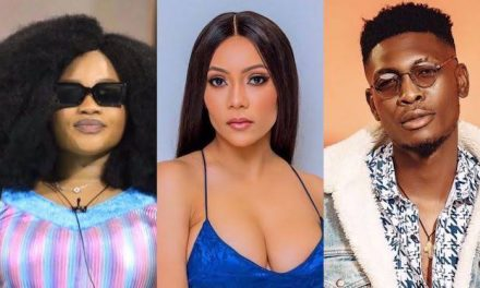 BBNaija: How viewers voted on Sunday August 29