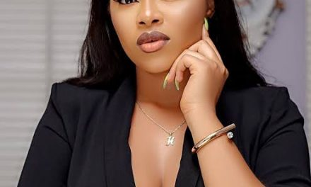 Actress Onyi Alex says it's a sin for a broke man to love her