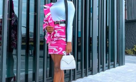 Actress Abike Arab Money acquires a brand new Benz