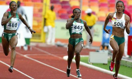 2020 Olympics: Nigeria crashes out in women's 4x400m relay