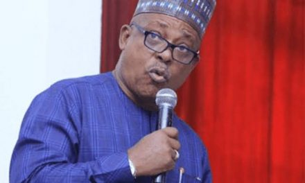Uche Secondus remains defiant, says he will not resign.