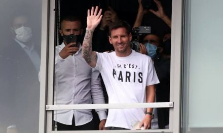Messi agrees a two year contract with PSG, to earn more than N16 Billion a year