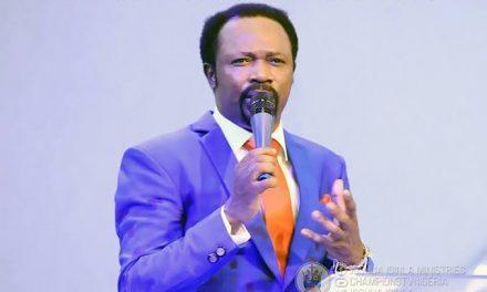 """Pastor Chris Okotie has a mental problem""  — Prophet Joshua Iginla"