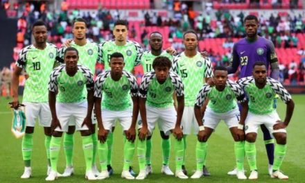 Super Eagles to play Pharoahs of Egypt at the Nations cup