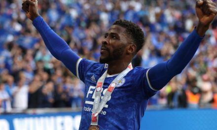 Late Iheanacho's effort hands Leicester City Community Shield title