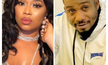 Actress Onyi Alex has been chastised by Junior Pope for disparaging poor guys