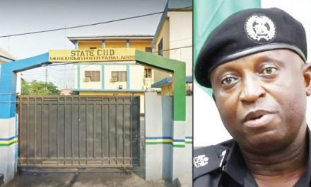 Police DPO accuses his Sidechick of stealing his gun after office sex