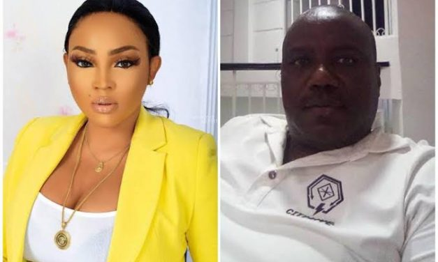 Actress Mercy Aigbe's ex husband remarries (video)