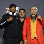 'I will beat Joshua, even though I am smaller' — Oleksandr Usyk