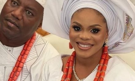"""""""Marry who you can carry as a man"""" — Mercy Aigbe's ex husband advises young men"""