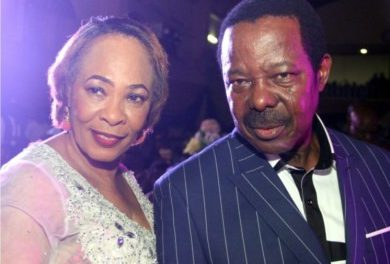 Nigerian Music Legend King Sunny Ade loses his wife after an illness