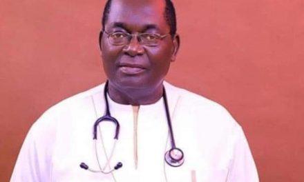 Late Prof. Dora Akunyili's husband assassinated
