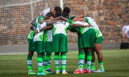 Super Eagles grab late win against Cape verde