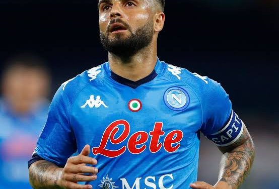 Insigne dismisses talk of being angry at Osimhen for 'stealing' his goal