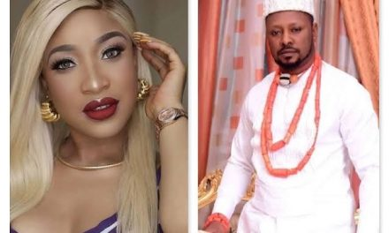 Tonto Dike reacts to leaked phone recording where she begged Kpokpogri to accept her back