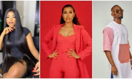 BBNaija: Queen, Nini and Saga evicted.  Pere and Angel to battle in a new twist.