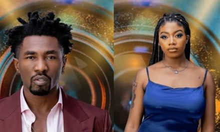 BBNaija: Angel and Boma engage each other in a heated argument (video)