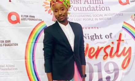 Bisi Alimi, a gay rights activist, slams those who criticize Annie Idibia