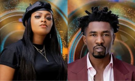 BBNaija: 'I would still do you five more times' — Boma tells Married woman Tega