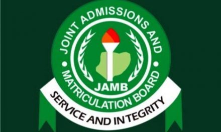 Boy lands in police cell after sueing JAMB for N1 billion naira over incorrect result