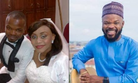 The son of Nedu's ex-wife belongs to her sister's husband  — Comedian Osama