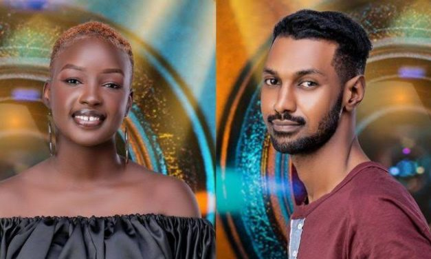 BBNaija: Yousef and Saskay are evicted from the show.
