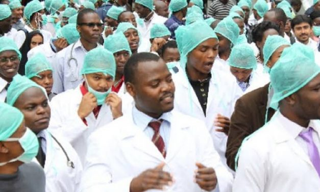 353 Nigeria trained Doctors Employed by the United kingdom in the last 3 months