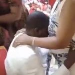 """""""Other women will smell like Excreta to you"""" — Pastor Leads anti-adultery prayers for couples (video)"""